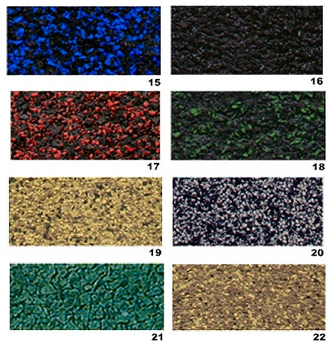 Rubber Stamping Flooring